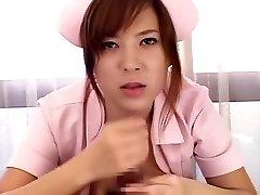 Horny Japanese slut Yuka Maeda in Impressive Medical, Monstrous Bra-stuffers JAV scene