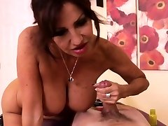 Hugetits mature restrains and tugs losers nob