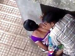 Hidden cam voyeur desi couples caught