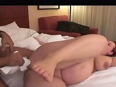 chubby pregnant girl pummels with old fellow