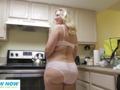 big butt youthfull thick chubby blonde phat ass white girl whooty