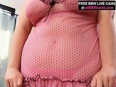 BBW chce vyzkoušet její obrovské tělo poprvé 2. část
