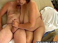 Baculaté zralé amatérský manželka naštve a šuká