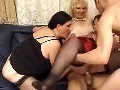 Horny Amateur movie with Fetish, Plumper scenes