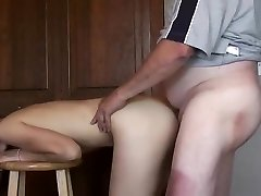 Old man bbw pulverize naughty junior