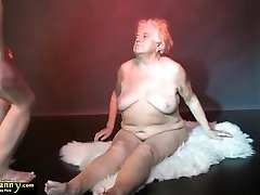 Oldnanny - Ginormous granny, xxl mature and her boyfriend