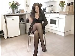 Kinky British Housewife