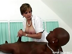 Nymph Sonia - Nurse Massage