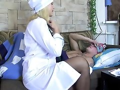 Russian mature nurse boink with pac Elsie from appointments25com