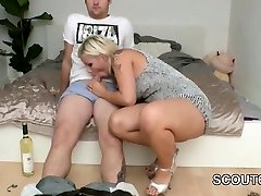 German 18yr old Sister and Step-Step-brother in Privat SexTape