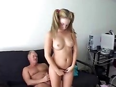 father punishes not his stepdaughter