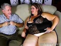Supah sexy big beautiful woman enjoys a rigid fucking