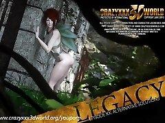 3D Comic: Legacy. Episode 20