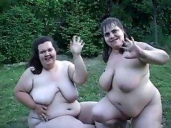 Two Ugly BBW Lesbians