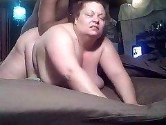 BBW sex clamp