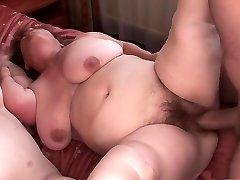 Best pornstars Gidget The Monster Midget and Duli Fuli in fabulous gangbang, big bumpers porn clip
