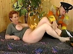 Kira Red with midget (Good video)