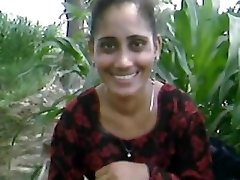 my village aunty outdoor bang-out