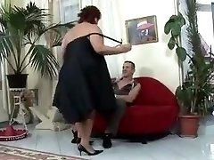 Eva und der junge Mann
