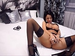 Anisyia Livejasmin gasping blowjob deeptroath extraordinary highheels