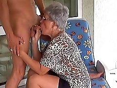 German grannie