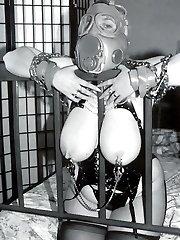 extreme bondage tit torture xxx