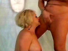 Lesbian Bukkake # 5