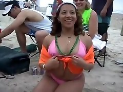 Horny Latinas Let Their Inhibitions Go