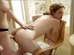 Incredible Homemade clip with Strapon, Girl/girl scenes
