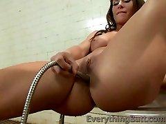 Enema girls love to squirt