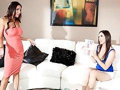 Jelena Jensen in Lesbian Butt Licking #08, Gig #02 - SweetHeartVideo