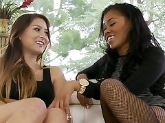 Lured by a lovely Ebony Woman. With BD & YdL