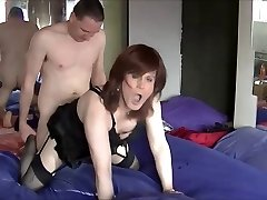 Maria Satin's - Crazy Housewife Part 8