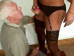 Transsexual Fuck Mature Man