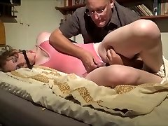 Daddydom Teasing And Edging His Little Enslaved Trans Girl In Restrain Bondage