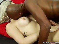 Ebony and milky trannies