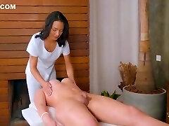 Hanna Rios And Laryssa Machado - Brazilian Tour: Hot Cock Massage