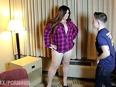 FTM Parker Reed Gets Plowed By TS Michelle Austin
