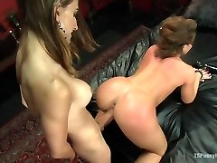 B-day Mistress:Ts Kelly Klaymour Doms Savannah Fox for her B-day