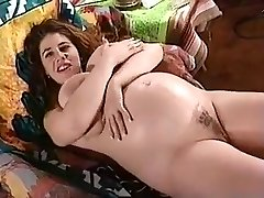 Pierced vulva with milky tits - to monstrous for you?
