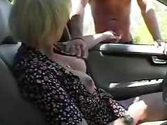 pretty Ladyboys  gargles and fucks outdoors