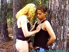 his first tranny intercourse