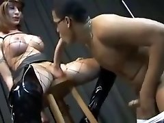 Busty Mariana Gets Boned