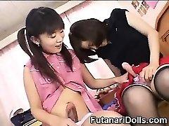 Futanari Baby Sitters!