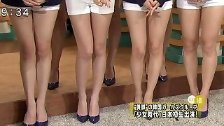 Girls' Generation's Highly Beautiful Legs