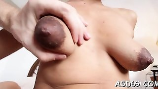 Thai slut enjoys a rough anal invasion drill and gets it in twat