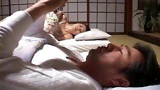 Noiseless anal lovely Japanese mom