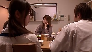 Tsubasa Amami in My Girlfriends Senior Stepsister part 1.1