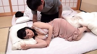 Korean huge boobs Han Ye in bare F 1 8