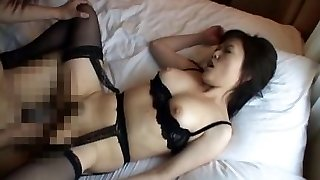 Horny japanese Mummies sucking and fucking